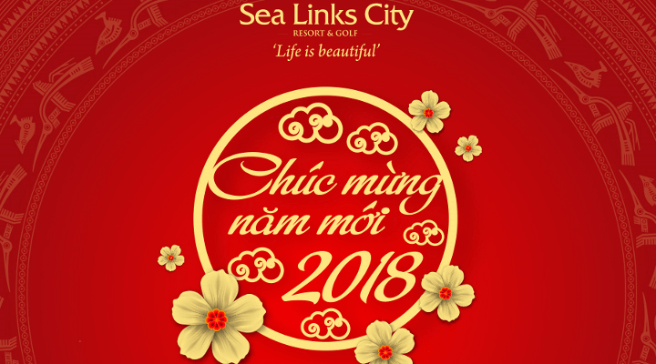 HAPPY LUNAR NEW YEAR 2018