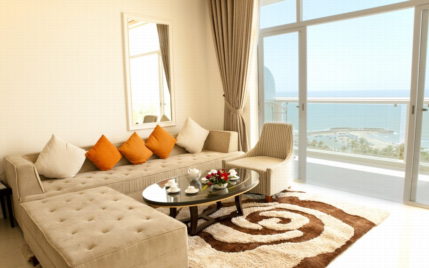 Two Bedroom - Sea View