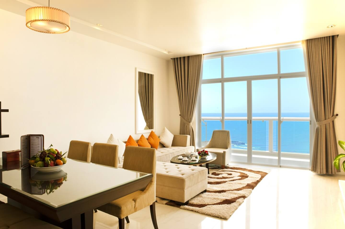 Three Bedroom - Sea View