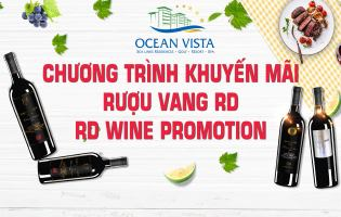 RD WINE PROMOTION